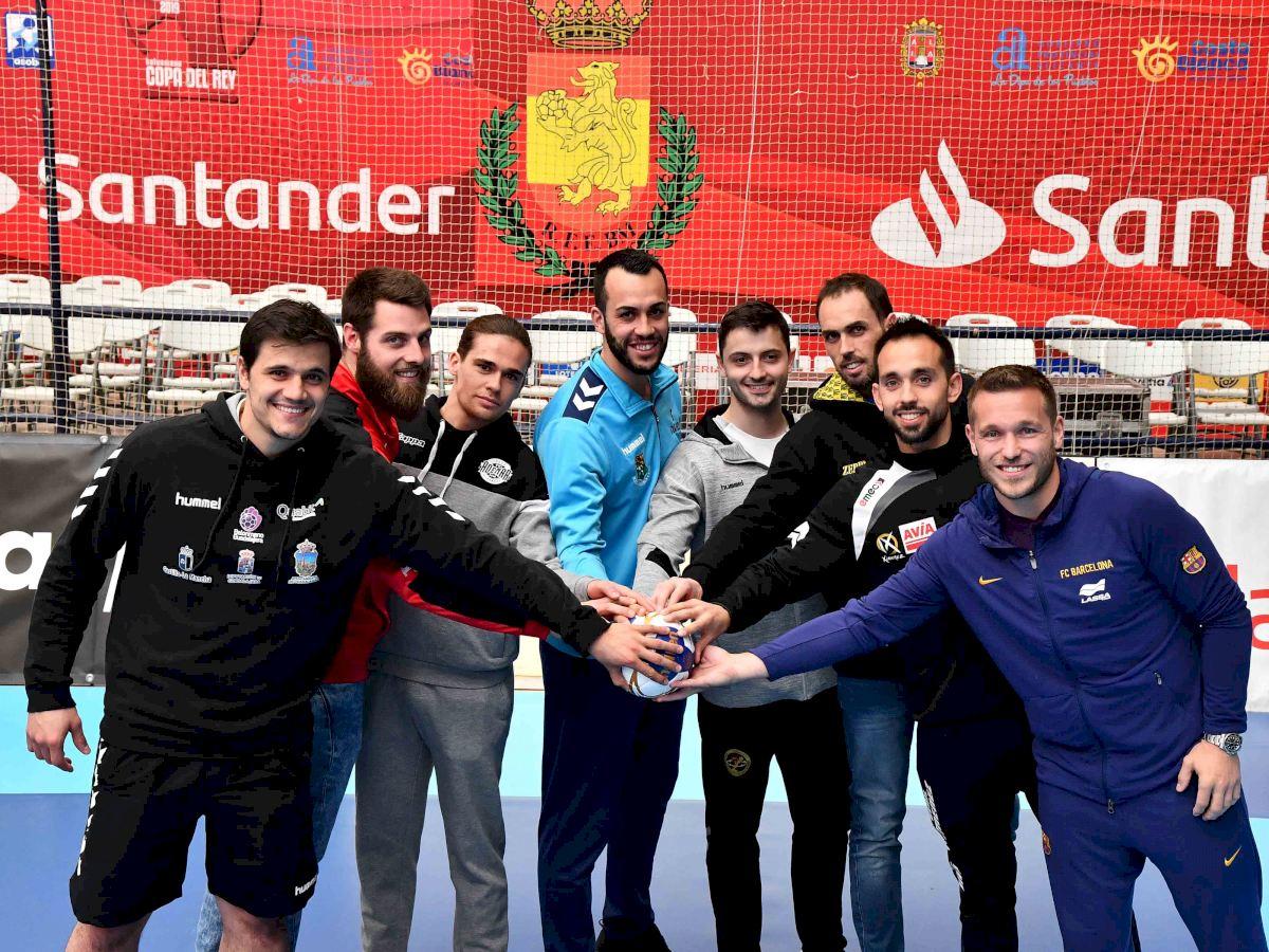 Arranca la fiesta del balonmano en Alicante