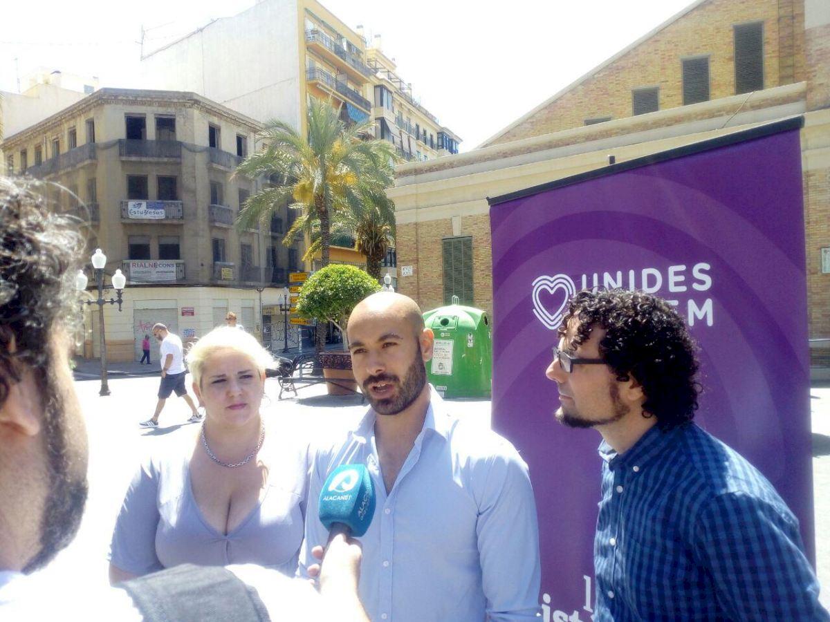Unidas Podemos propone que Alicante se adhiera al Pacto de Milán de ...