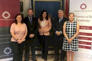 Unión Profesional de Valencia convoca la IV Edición de los Premios a la Excelencia Profesional - (foto 2)