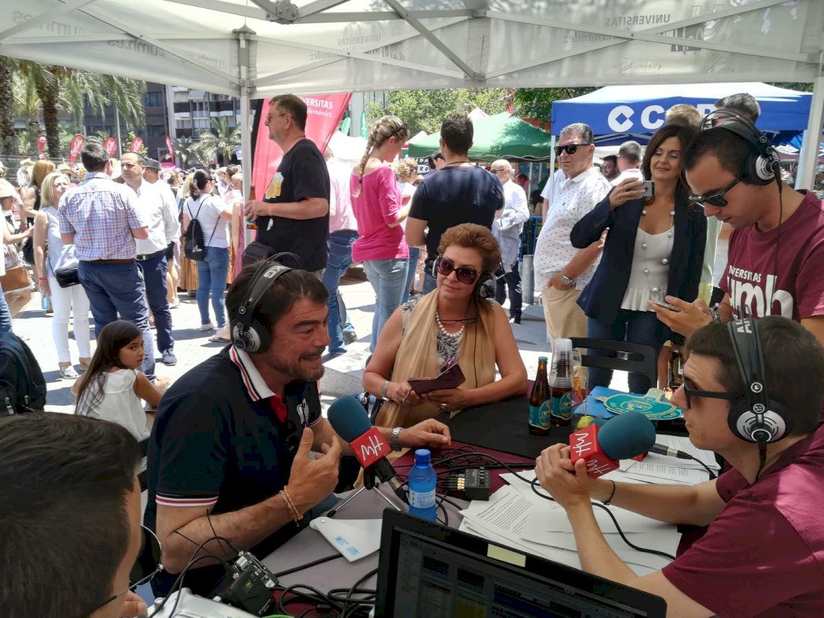 Radio UMH emite por cuarto año consecutivo una programación especial ...