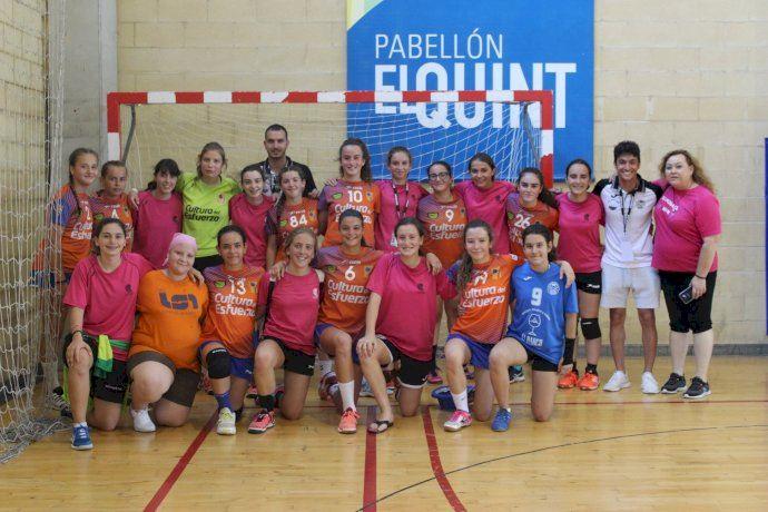 Mislata celebra la I edicidón del Mislata Handball Fest - (foto 1)