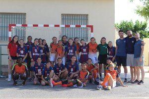 Mislata celebra la I edicidón del Mislata Handball Fest - (foto 6)