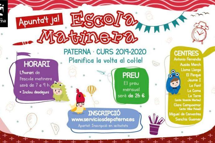 Calendario Laboral Alzira 2020.Noticias De Educacion En Paterna