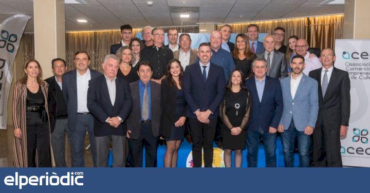 Los comerciantes demuestran su unión en la I Gala del Comercio de Cullera - elperiodic.com