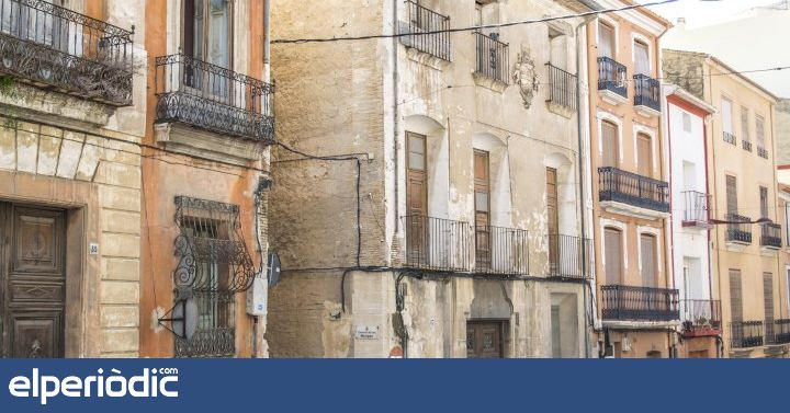 Xixona adjudica las obras para convertir la histórica Casa Rovira en nueva sede de la Biblioteca Municipal - elperiodic.com