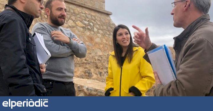El castillo de Oropesa del Mar será 100% visitable para el turista y tendrá un sendero exterior - elperiodic.com