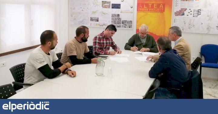 Medio Ambiente y Cofradía de Pescadores de Altea firman un convenio de colaboración que da soporte a las artes menores - elperiodic.com