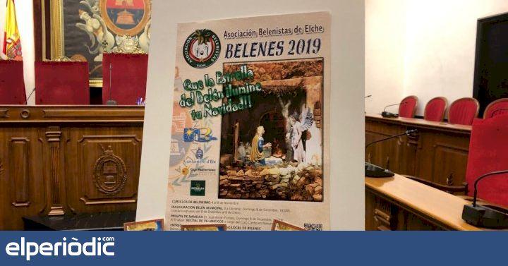 La presentación de la revista Pandereta y del pregonero de la Navidad se convierte en un emotivo recuerdo de Víctor Sánchez en Elche - elperiodic.com