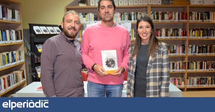 La novela negra 'conquista' la biblioteca de Oropesa del Mar con la obra de Pere Cervantes 'Golpes' - elperiodic.com