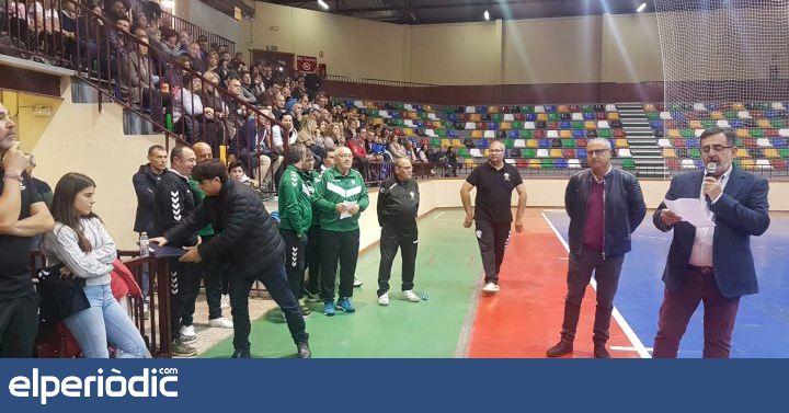 El Club Balonmano Elche, a la conquista de la temporada 2019/2020 - elperiodic.com