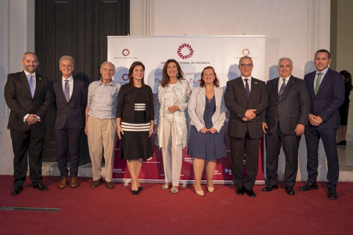Llega la V Edición de los Premios a la Excelencia Profesional de Unión Profesional de Valencia - (foto 1)