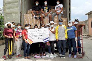 La Biblioteca Solidaria Misionera prepara un contenedor de Valencia a Perú, con más de 38.700 libros donados - (foto 1)