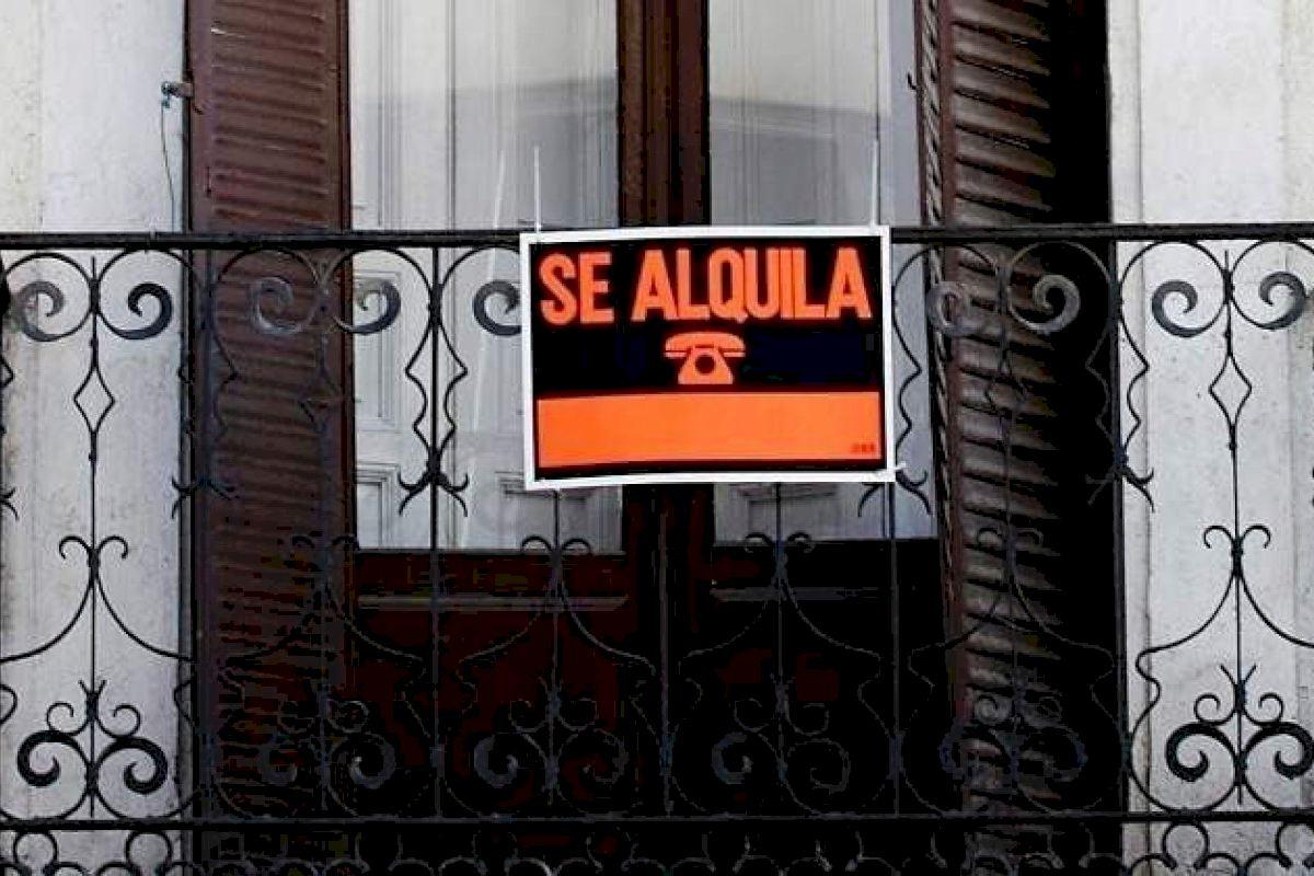 Los valencianos, entre los ciudadanos que más parte de su salario destinan al pago del alquiler