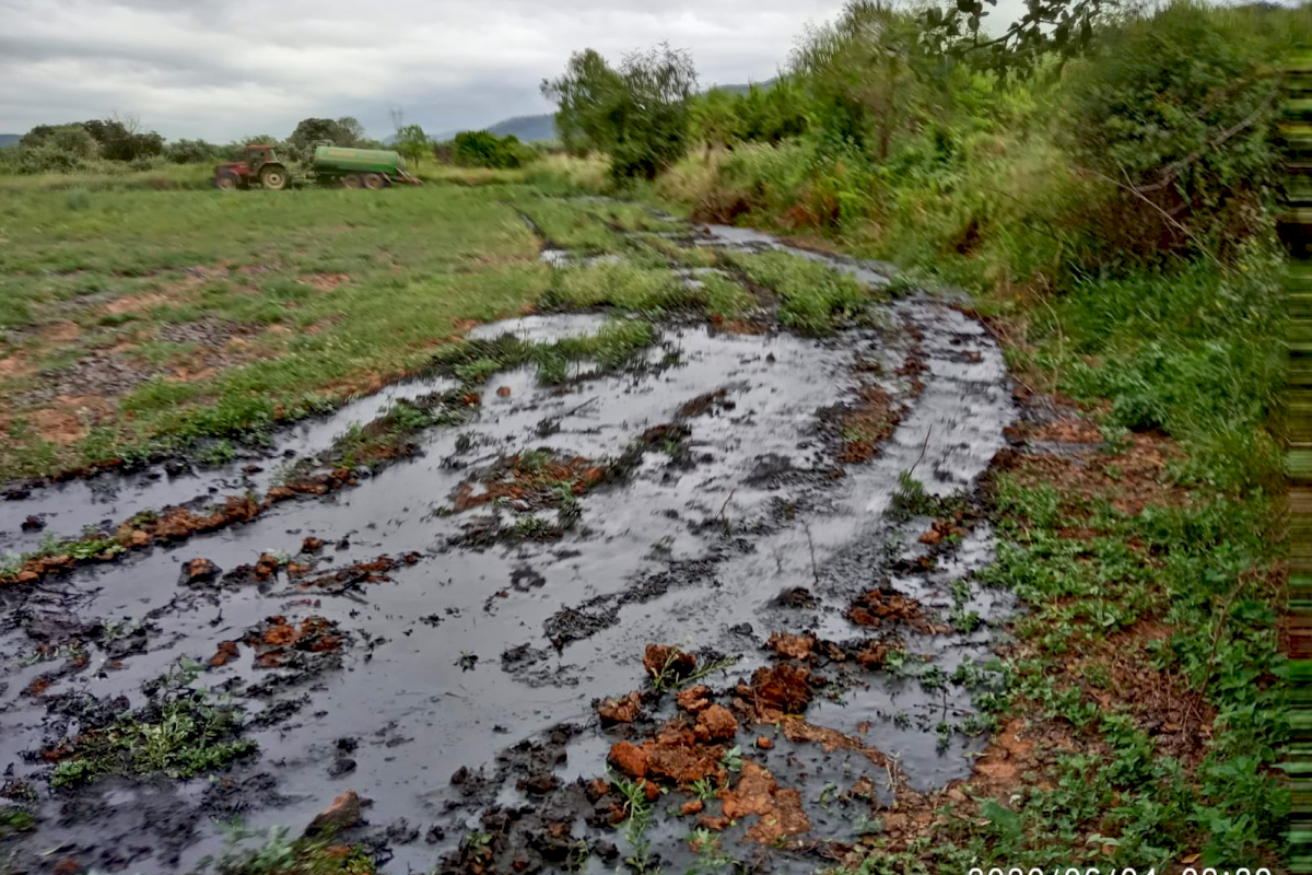 Una presunta negligencia municipal hace posible el vertido de residuos de depuradora en Vilafamés