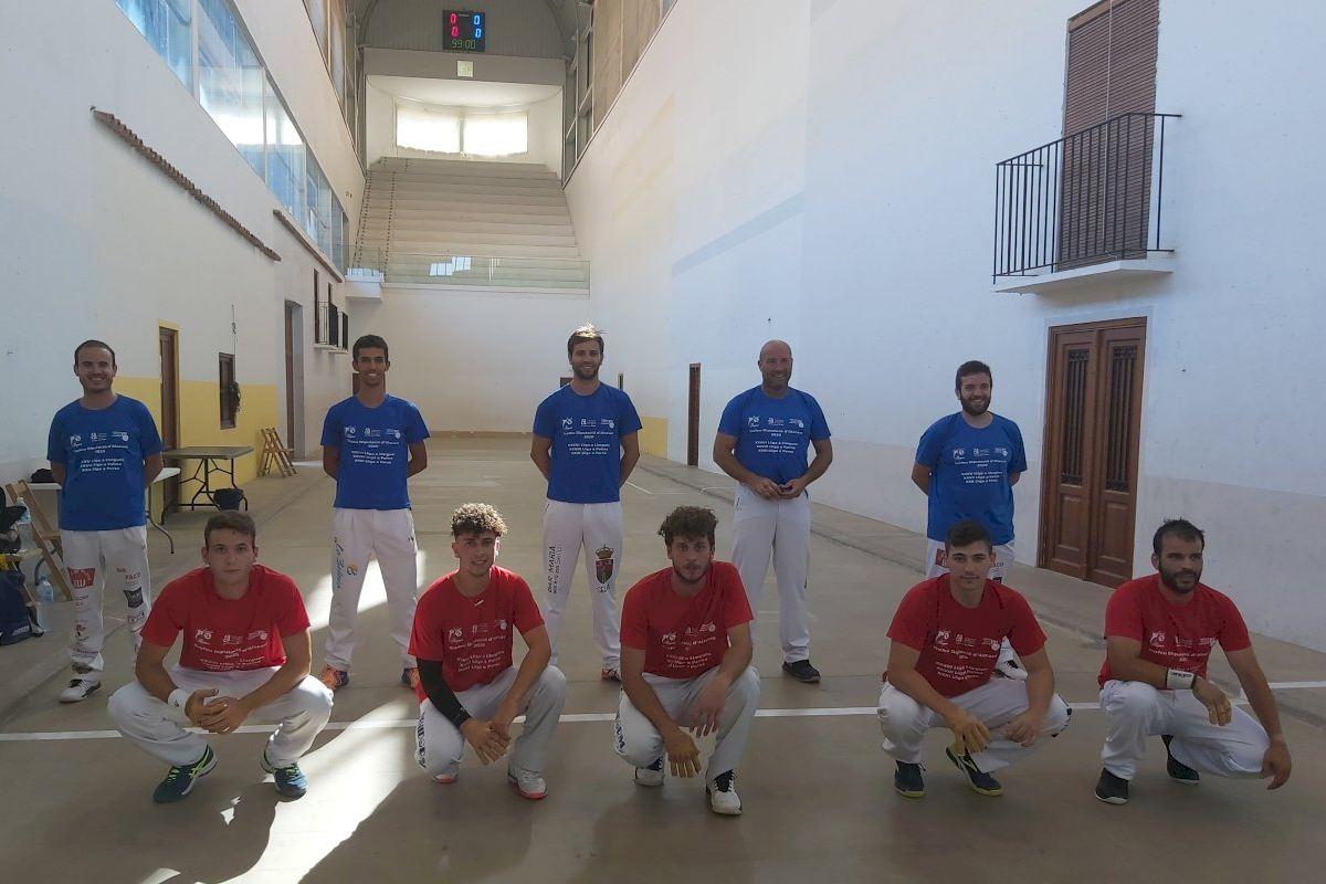 """Sella lidera la Lliga de Llargues """"Trofeu Diputació d'Alacant"""""""