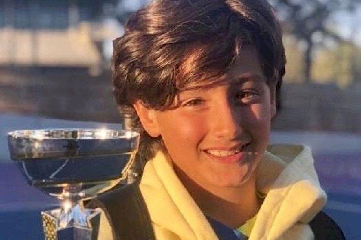Javier Ballester se proclama de nuevo campeón del torneo federado de tenis Young Tennis Tour Tecnifibre