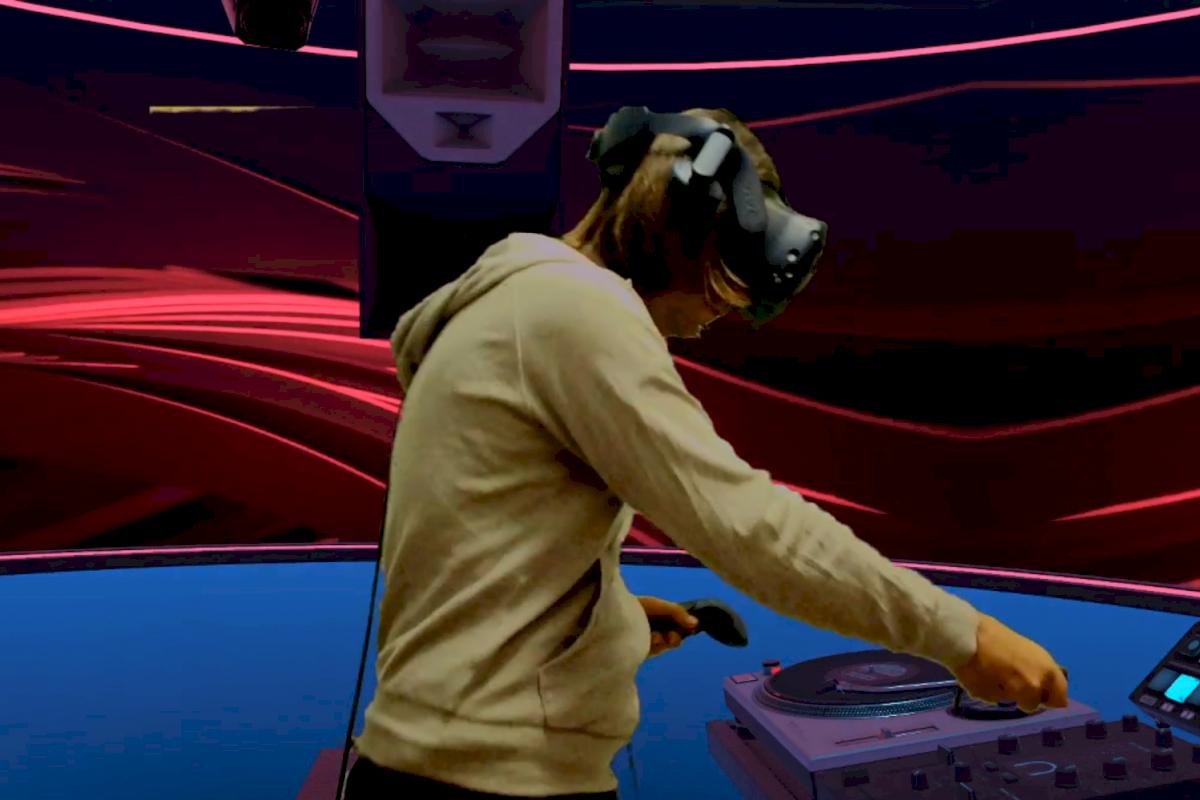 El Sono·lab de Las Naves actuará con una sesión de música creada en Realidad Virtual pionera en España