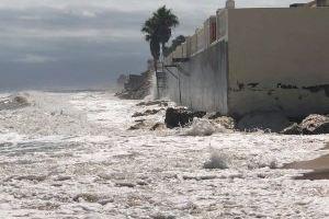 Tavernes se une y estalla contra Costas por el grave deterioro de la playa de La Goleta - (foto 12)