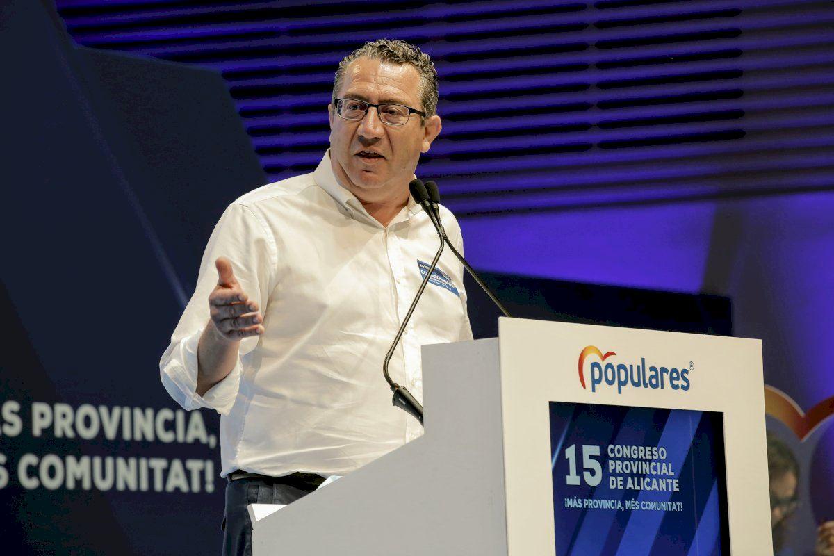 El PP presentará una moción en Diputación y en los ayuntamientos de la provincia contra la ocupación ilegal de viviendas