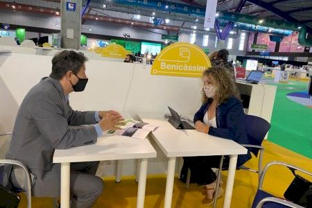 Benicàssim capta nuevas ideas sostenibles e inteligentes en Greencities