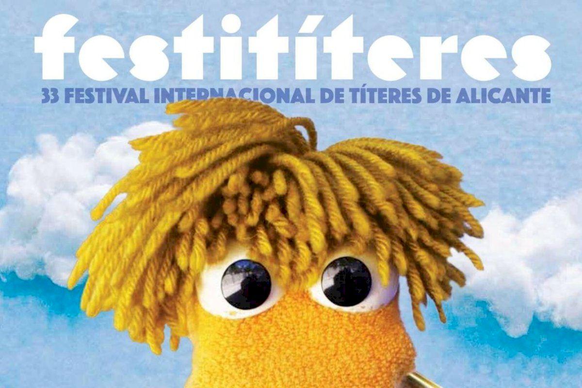 Los títeres regresan a Alicante con la participación de 13 grupos nacionales e internacionales