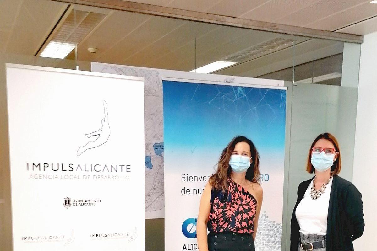 Ayuntamiento y el Hub Open Future colaborarán en el impulso a los cuatro clusters de Alicante Futura