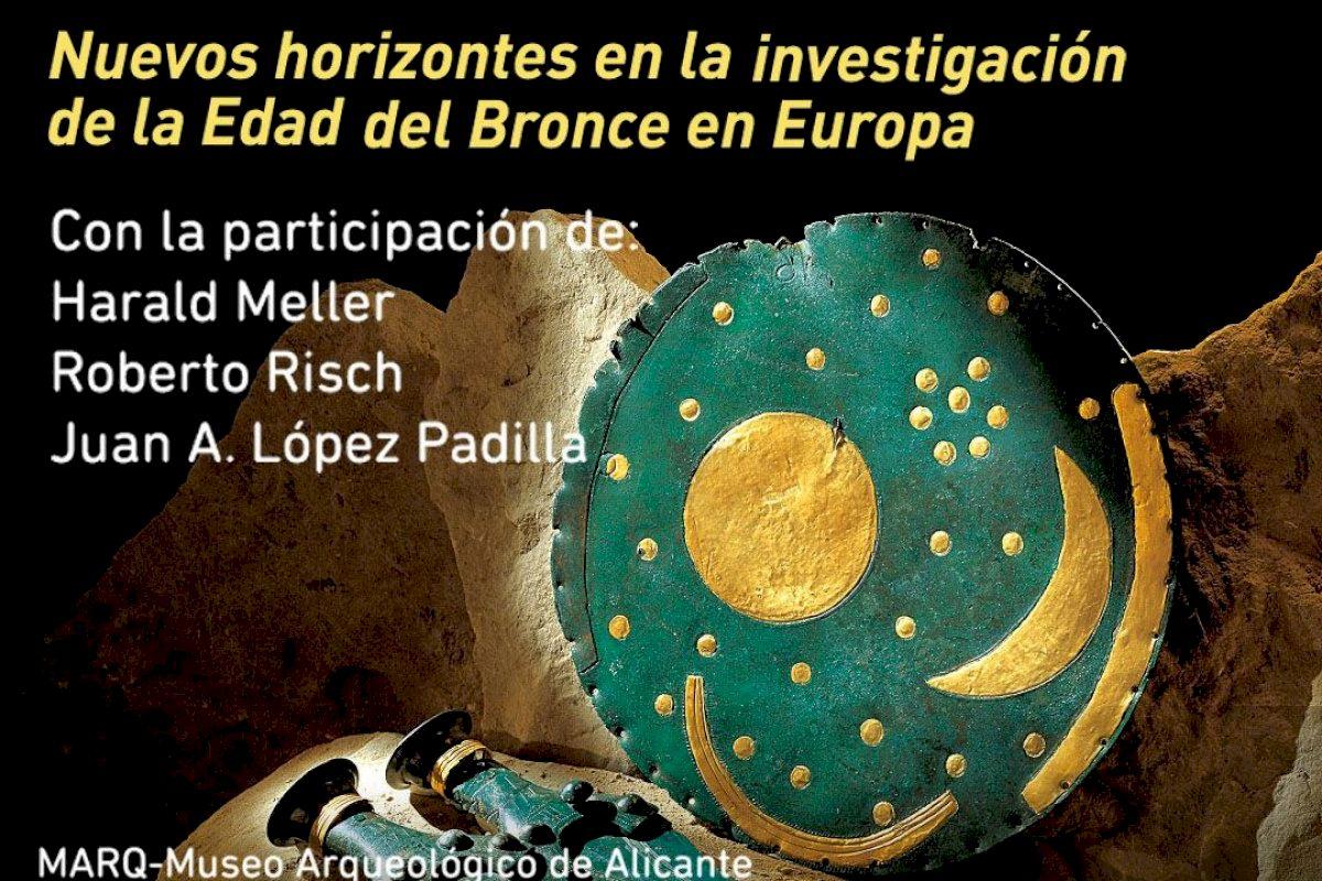 El MARQ acoge un encuentro digital con expertos internacionales sobre el calendario de bronce de Nebra