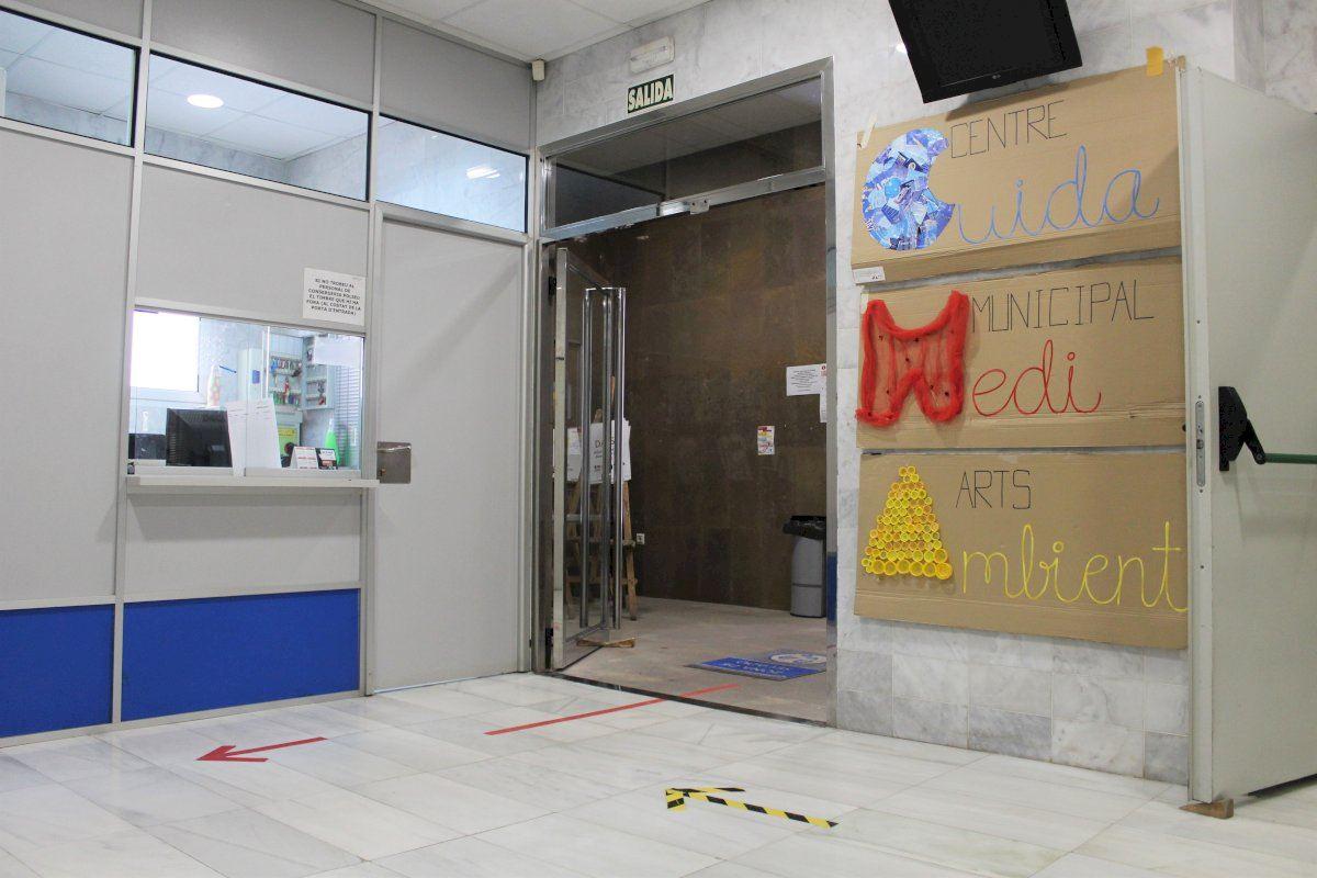 El Centre Municipal de les Arts Martí de Viciana finaliza las obras de accesibilidad que permitirán implantar nuevas enseñanzas
