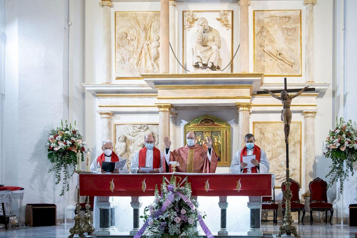 La archidiócesis conmemora a San Vicente Mártir con misas en rito hispano-mozárabe en varias parroquias