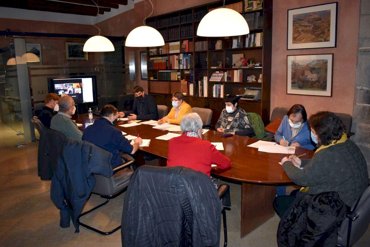 El Consejo de la Solidaridad de Morella mejora las bases para colaborar con las ONG