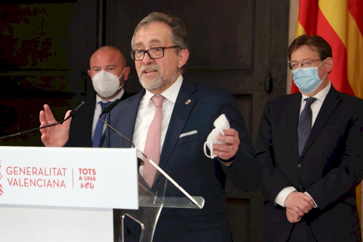 La Diputación de Castellón aportará 4,1 millones dentro del plan de ayudas de la Generalitat para pequeñas empresas y autónomos de la provincia