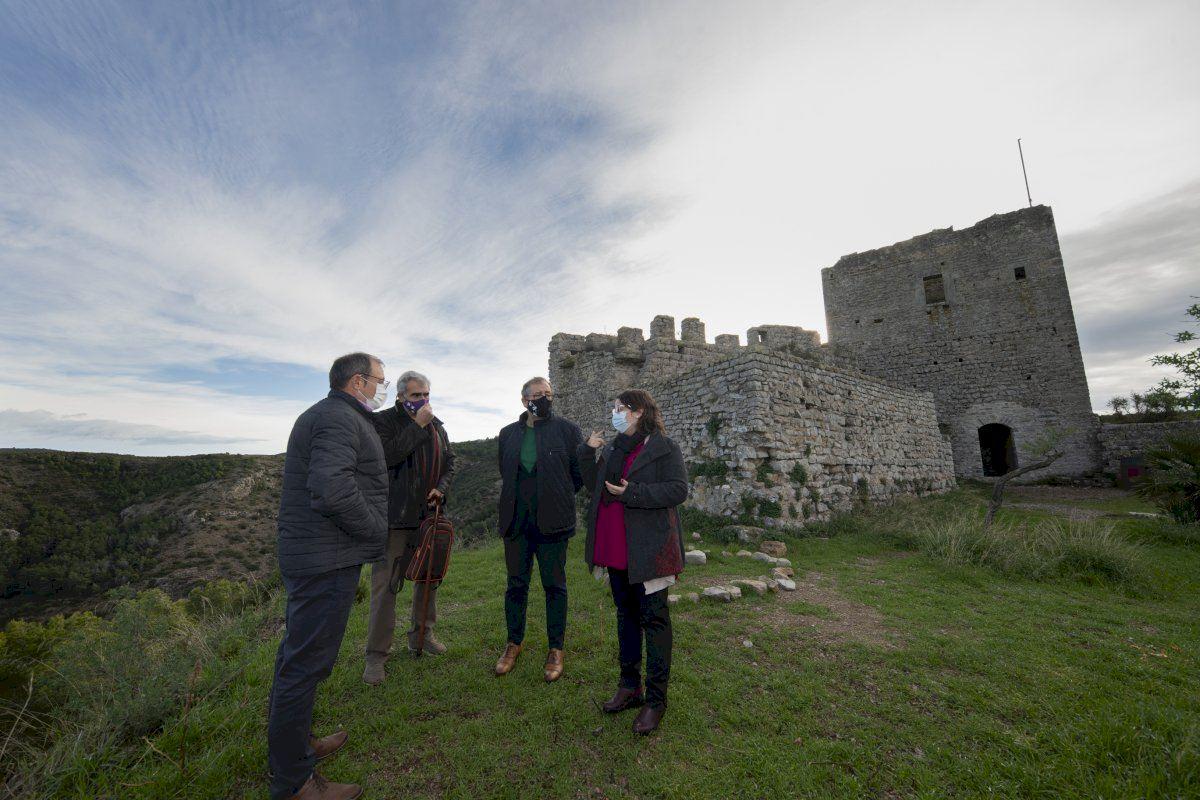 La Diputación destinará 1,5 millones de euros en 2021 a la recuperación del patrimonio material de la provincia