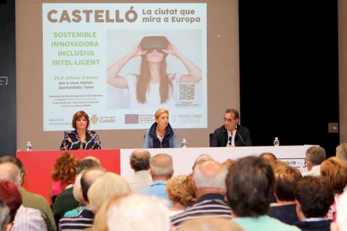 Castelló inicia las obras del Centro de Envejecimiento Activo y Saludable cofinanciado por Europa