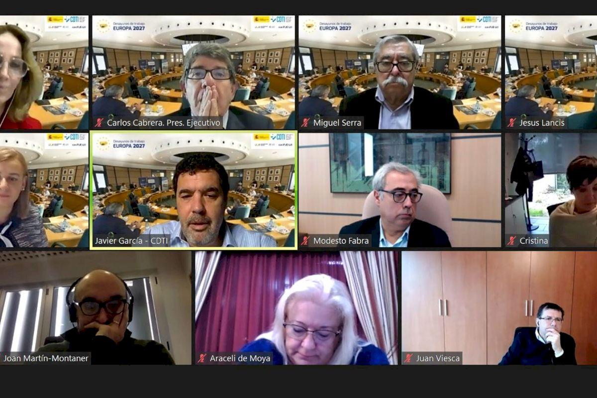 Los Desayunos de Trabajo Europa 2027 presentan las novedades de «Horizon Europe»
