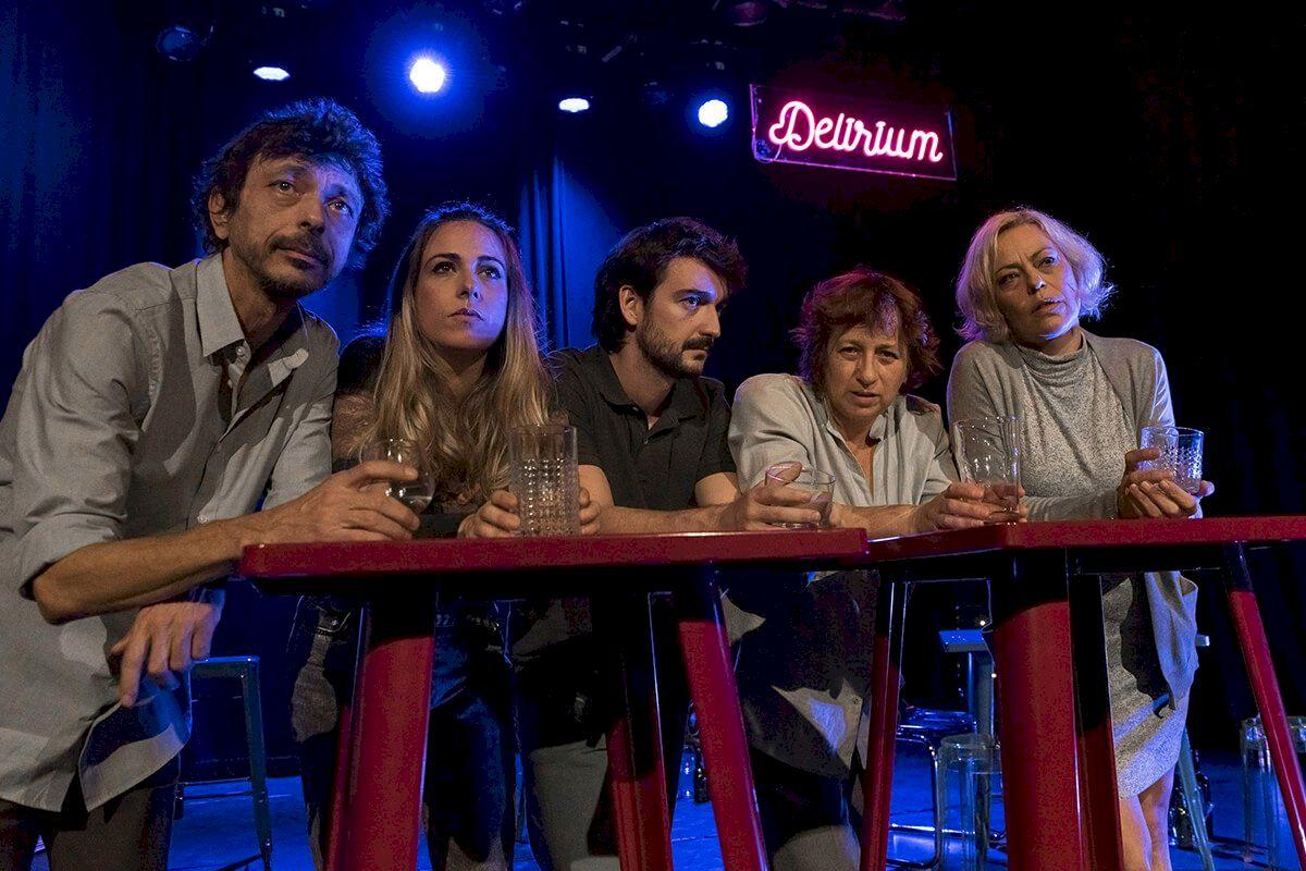 El Institut Valencià de Cultura lleva 'Delirium' al Principal de Castelló