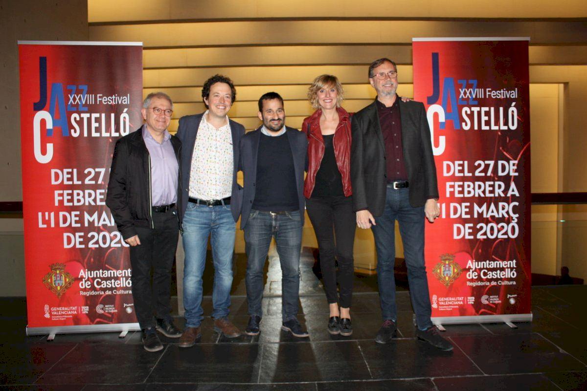 Cultura reprograma el festival de Jazz a Castelló con Jorge Pardo y Kiko Veneno al frente del cartel