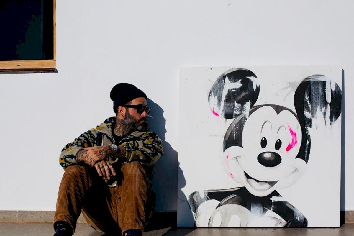 El street art se rinde a Maseda