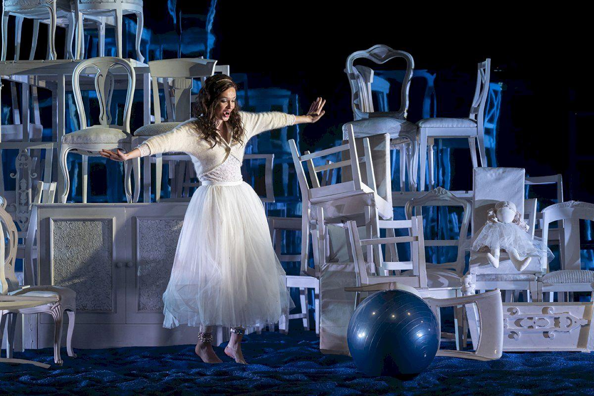 El Teatre Principal de Castelló acoge la ópera 'L'isola disabitata' el próximo 4 de marzo