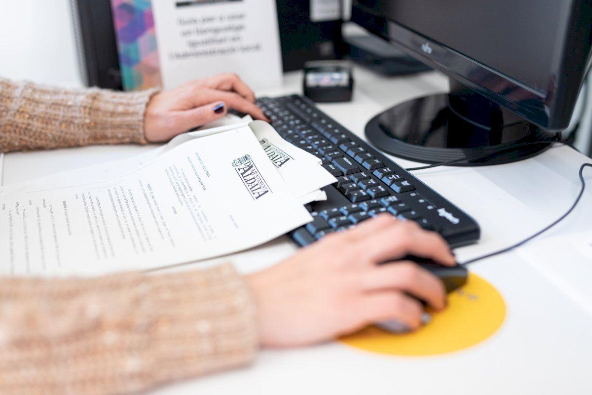 Aldaia emite más de 500 certificados de empadronamiento digitales en el primer trimestre de 2021