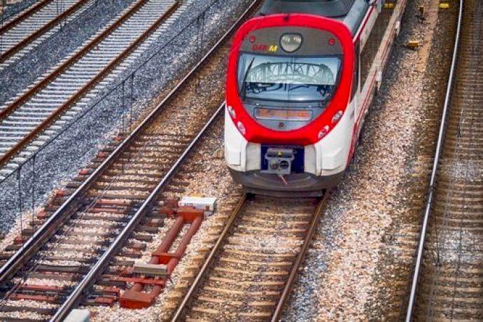 CSIF urge a Renfe a reforzar la seguridad en su servicio de Cercanías de Valencia.