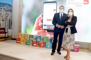 Benidorm lanza un portal de comercialización propio que aglutina su oferta alojativa y de experiencias