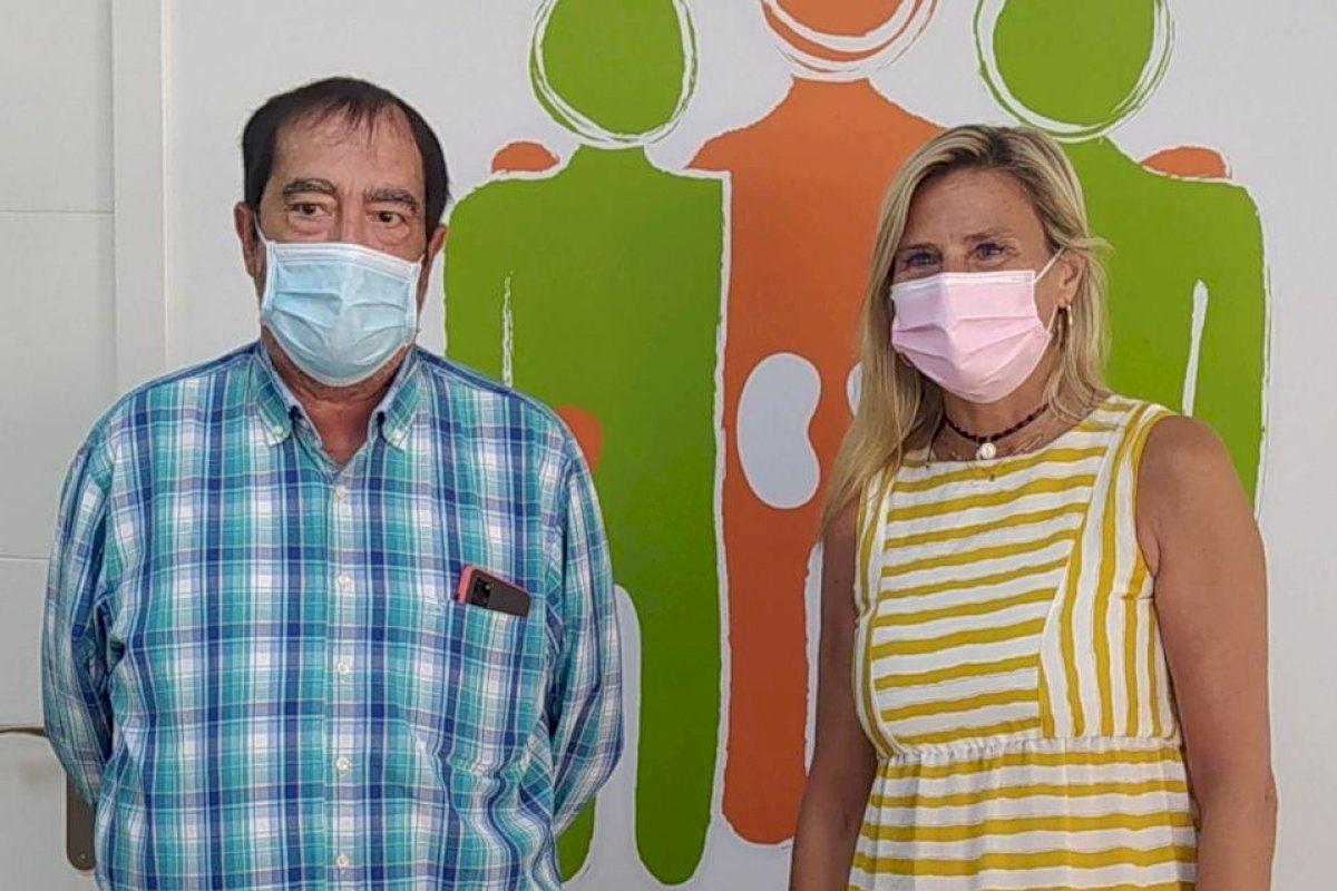 Fabregat insta a la izquierda a tratar por igual a los enfermos renales y  reivindica la unidad de trasplantes renales para Castellón