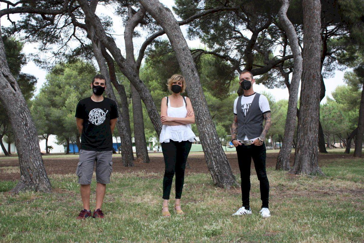 Castelló lanza un nuevo festival de música en el Pinar con M-Clan, Dorian, La Fúmiga y Green Valley