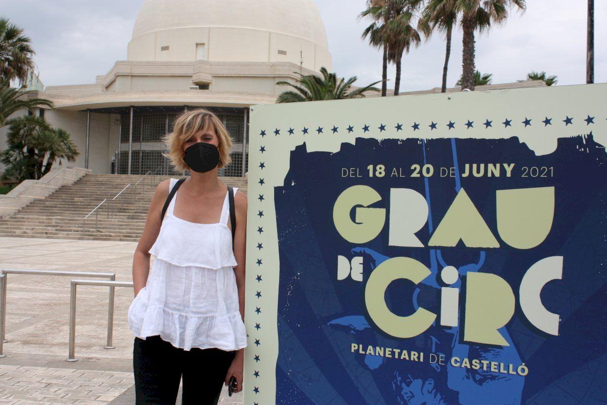 Grau de Circ da la bienvenida al verano con tres pistas junto al mar