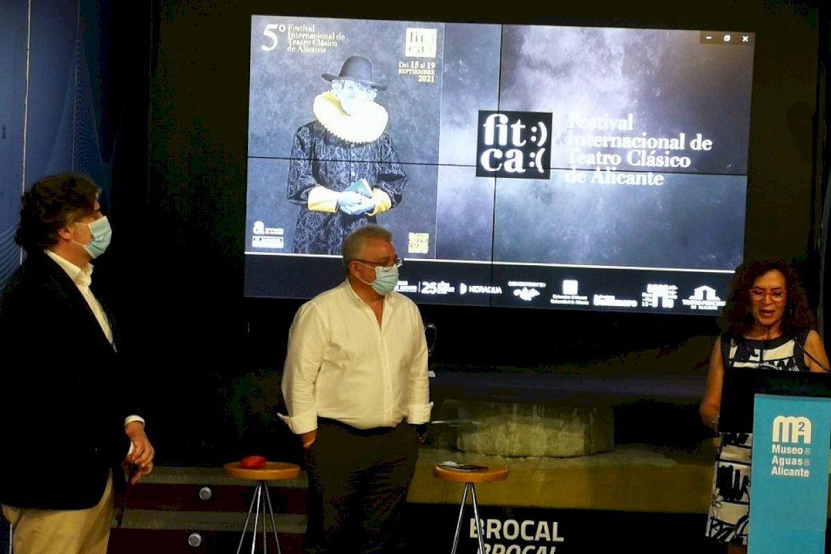 El Festival de Teatro Clásico presenta una selección que recorre desde los orígenes al Siglo de Oro