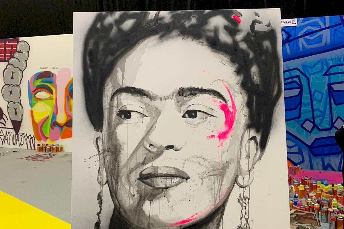 Maseda regresa a Emiratos Árabes tras el éxito cosechado en el World Art Dubai