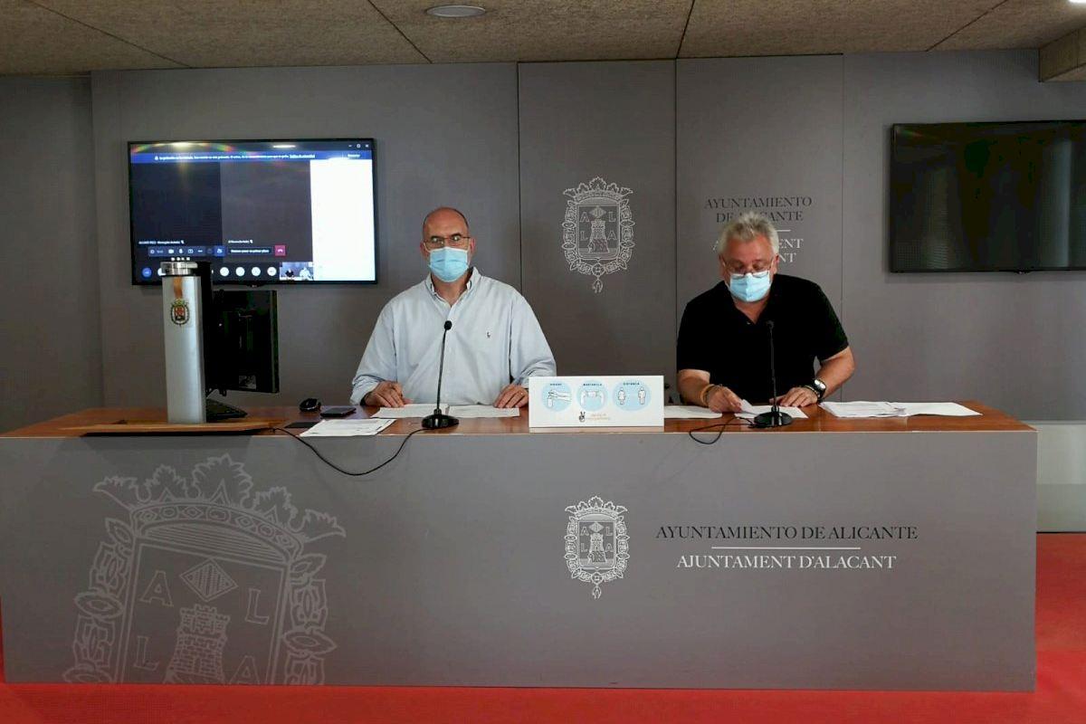 Alicante destina medio millón de euros a la instalación de cámaras inteligentes en los parques empresariales