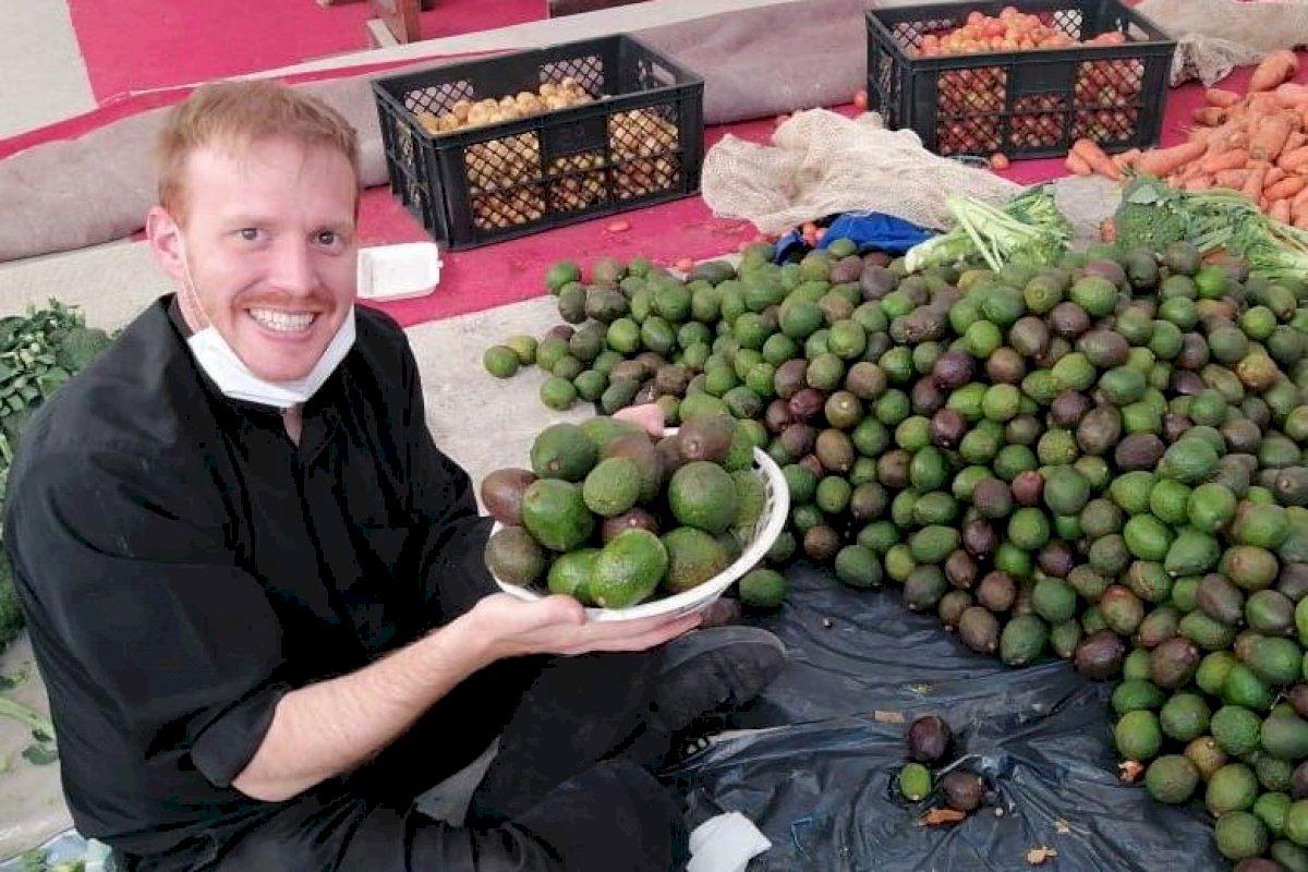 Lucas Blanch, un castellonense que dejó su zona de confort para irse de misionero a Colombia