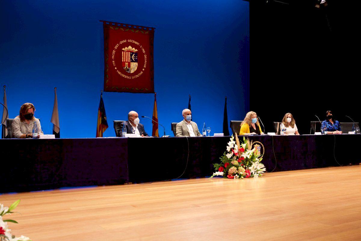 El instituto alicantino Francisco Figueras Pachecho acapara una gran cantidad de galardones en las Olimpiadas del Saber 2021