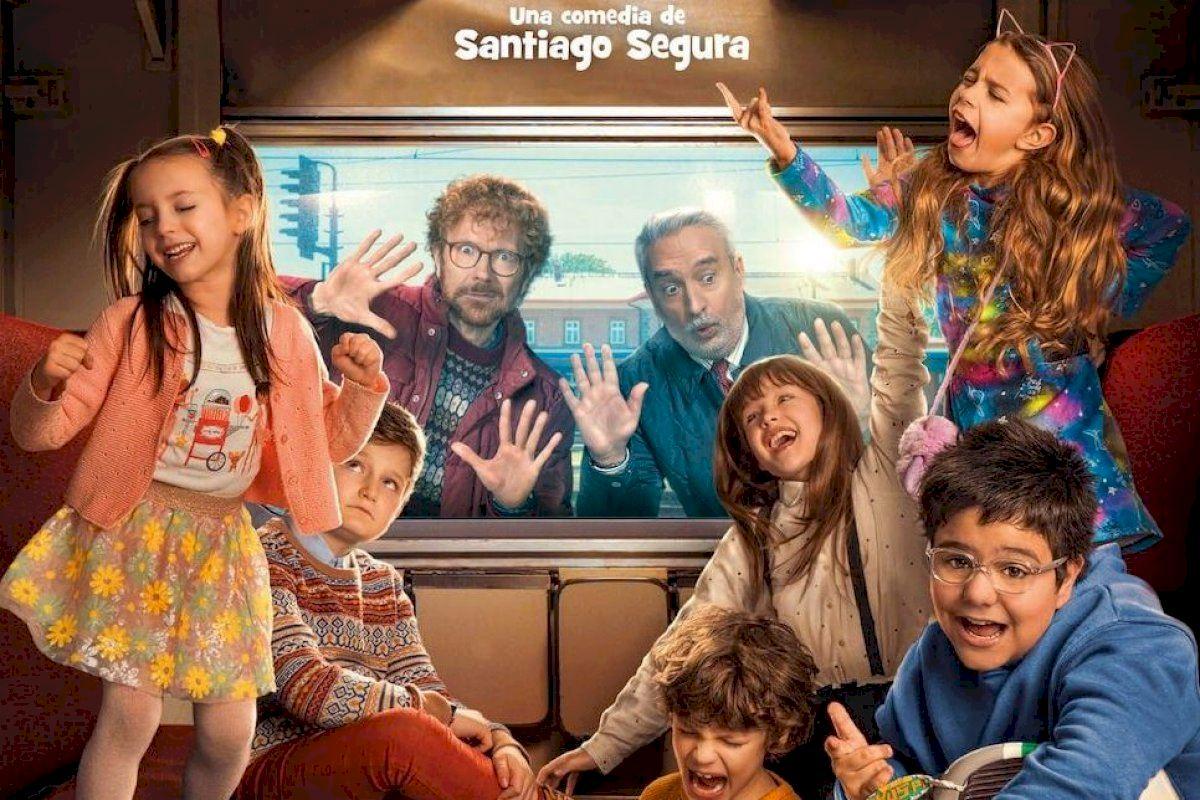 Santiago Segura Presenta Su Nueva Comedia En El Festival De Cine De Paterna